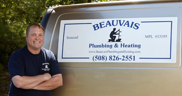 Bill Beauvais, Beauvais Plumbing and Heating